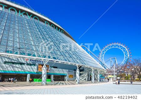東京巨蛋 48219402