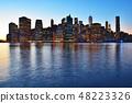 맨하탄의 야경 48223326