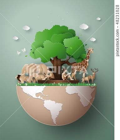 World Wildlife Day 48231028