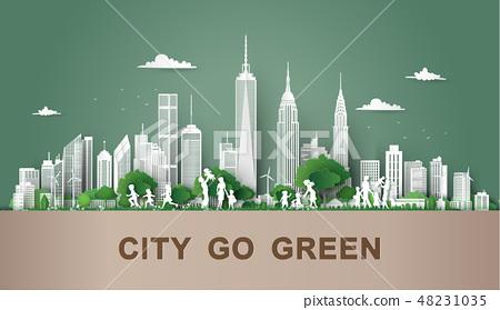 eco friendly ,  48231035