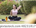 女子運動服瑜伽 48231817