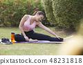 女子運動服瑜伽 48231818