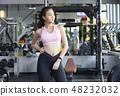 女性健身健身房运动服 48232032