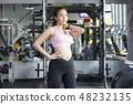 女性健身健身房运动服 48232135