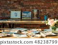 artist workplace art studio atmosphere artwork 48238799
