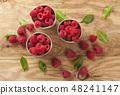 Raspberries 48241147