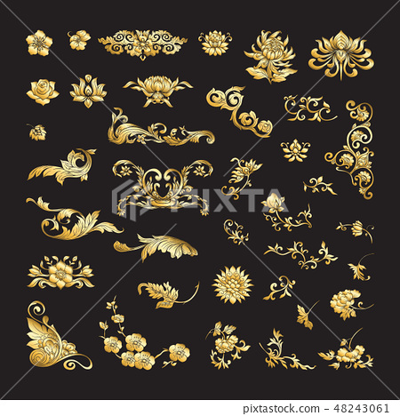 Chinese national ornament. 48243061