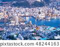 长崎 城市 稻佐山 世界三大夜景 稲佐山 lens flare panorama nagasaki 48244163