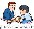 玩shogi的男人 48248992