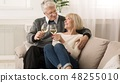 couple, elderly, senior 48255010