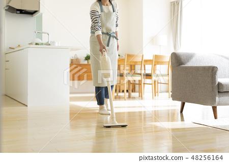 주부 청소기 48256164