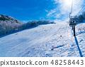 風景故事(志賀高原的冬天) 48258443