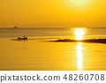 아리아케 해의 아침 풍경 15 48260708