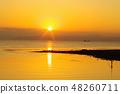 아리아케 해의 아침 풍경 18 48260711