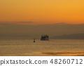 아리아케 해의 아침 풍경 19 48260712
