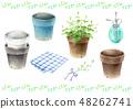Gardening set Flowerpot Plant Mist Spray 48262741