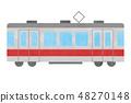 火车红 48270148