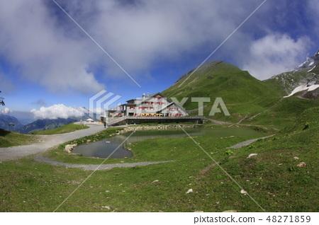 阿爾卑斯山 山莊 48271859