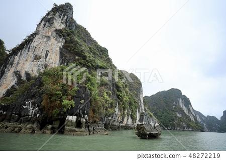 Halong Bay, Vietnam 48272219