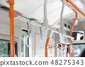 버스 吊り革 48275343
