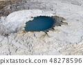 Hveravellir hot springs area, Highlands of Iceland 48278596