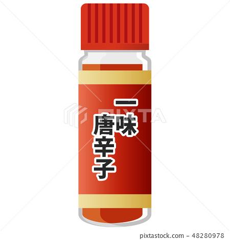 紅辣椒 48280978