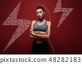 운동, 여자, 여성 48282183