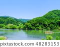 Mogami River 48283153