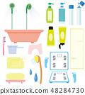 巴恩工具图图标集沐浴工具图图标集 48284730