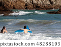 这是一个夏天的海边夏天〜 48288193