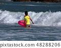 这是一个夏天的海边夏天〜 48288206