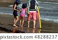 해수욕 여름이다 ~ 48288237