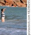It's a summer seaside summer ~ 48288265