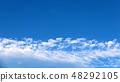 天空和雲彩 48292105