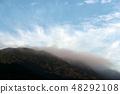 天空和雲彩 48292108