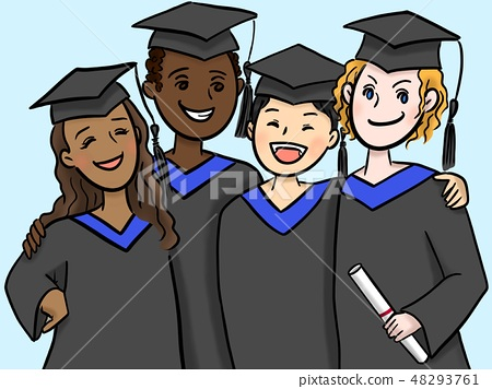 海外畢業典禮 48293761