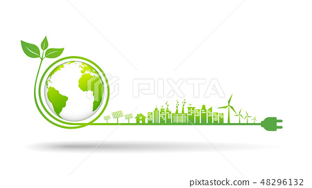 World environment and sustainable development 48296132
