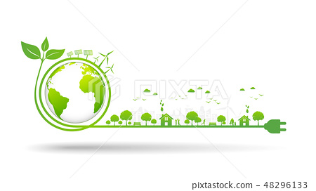 World environment and sustainable development 48296133