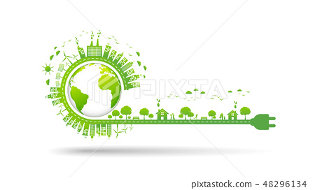 World environment and sustainable development 48296134