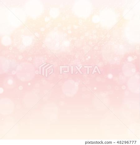 Hologram Glitter background Pink 48296777