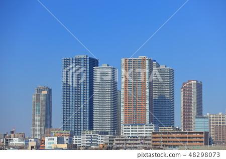 【카나가와 현】 무사시 코스 타워 맨션 군 48298073