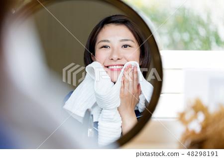 美容面鏡鏡 48298191