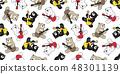 곰, 벡터, 기타 48301139