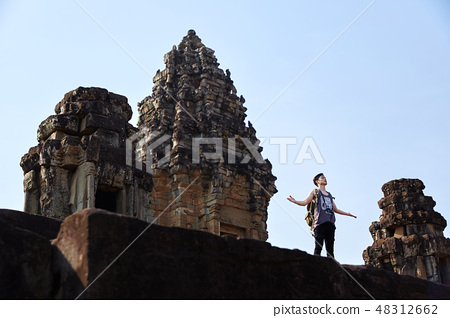 여행,남자,빠콩,캄보디아 48312662