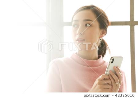 여성 라이프 스타일 48325010
