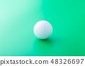 高爾夫球 48326697