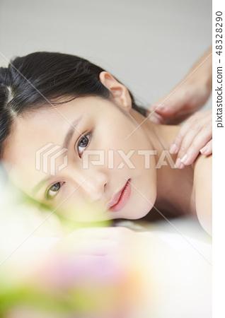 女性美容美學 48328290