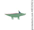 慶生 生日 鱷魚 48332621