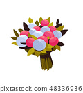 bouquet of peony flowers 8 march happy womens day concept beautiful floristry for holidays white 48336936