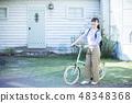 自行車和女士們 48348368